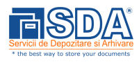 S.C. S.D.A. - Servicii de Arhivare si Depozitare S.R.L.