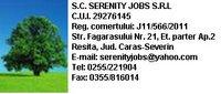 sc serenity jobs srl